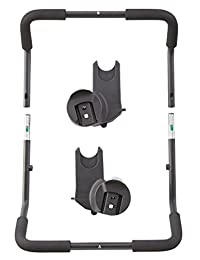 Baby Jogger City Select and City Premier - Single Car Seat Adapter for Chicco and Peg-Perego (1967361) BOBEBE Online Baby Store From New York to Miami and Los Angeles