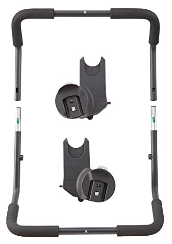 Baby Jogger Car Seat Adapter Single for Chicco and Peg-Perego- 1967361