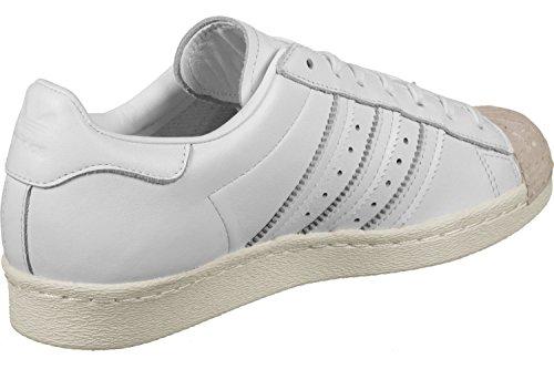 Superstar Nero Ftwbla Adidas Fitness Bianco W Degli Anni '80 ftwbla Casbla Scarpe Sughero gaRxwq