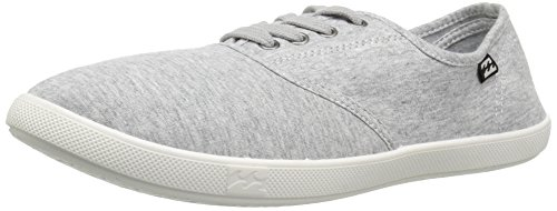 Billabong Womens Addy Mode Sneaker Atletisk Grå