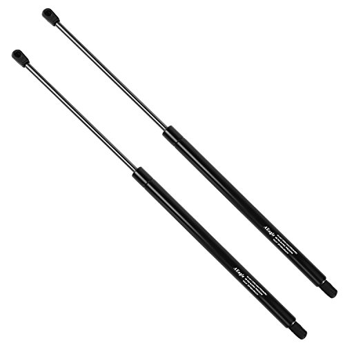 2 Pcs Rear Hatch Door Liftgate Lift Supports Struts Shocks 4329 SG301013 for Volkswagen Golf 02-06, Jetta (4 Door Wagon) 01-04, Passat (4 Door Wagon) 99-05 ()