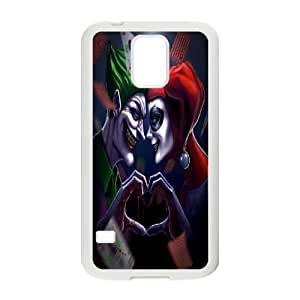 Harley Quinn DIY Cell Phone Case for SamSung Galaxy S5 I9600 LMc-38829 at LaiMc