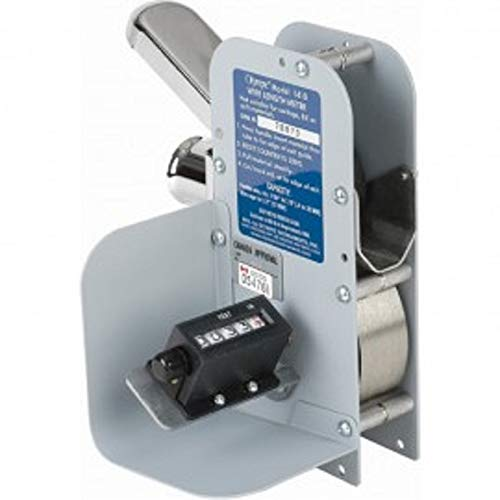 Olympic Instruments 1420 Wire/Cordage Measurer, Meters & Decimeters