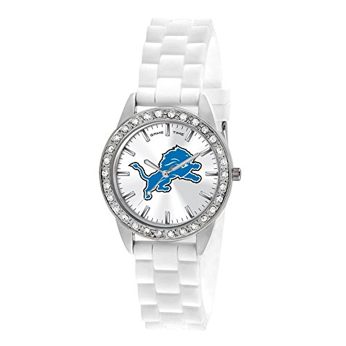 Gifts Watches Ladies NFL Detroit Lions Frost Watch ()