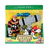 Fisher-Price Rescue Heroes Nature Crew - Billy Blazes & Smokey