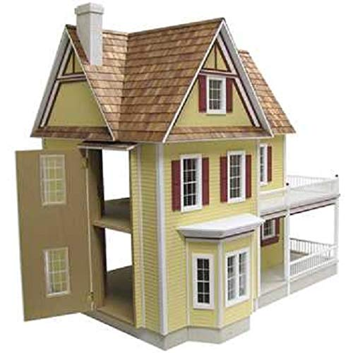 Real Good Toys Victoria's Farmhouse Dollhouse Kit - 1 Inch Scale (Real Good Toys)