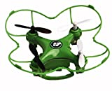 Rage RC RGRNAND02 Nano Drone Quad Copter, Green