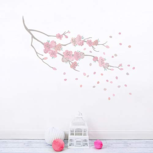 Cherry Blossom Wall Decal ~ Wall Stickers for Baby Nursery and Children