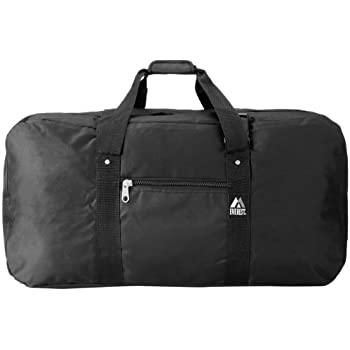 9cfdce457 The Best Samsonite 32 Inch Wheeled Duffel image collection. Amazon.com:  Everest Cargo Duffel, Black, One Size: