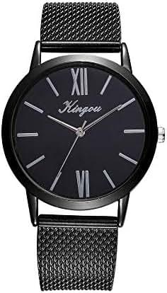 LUXISDE Women's Wrist Watches A 2019 Women's Casual Quartz Silicone Strap Band Watch Analog Wrist Watch