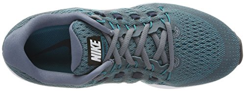 Nike Women's Air Zoom Vomero 12 Competition Running Shoes Blue (Armory Blue/Armory Navy-blustery-white 404) KfAuD