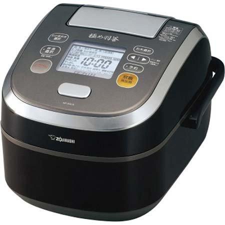 ZOJIRUSHI pressure IH rice cooker NP-WA10-TP(Japan Import)