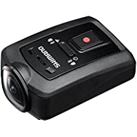 Shimano CM-1100 Data Linked Wi-Fi Ultra HD Sports Action Camera Waterproof Camcorder, Black