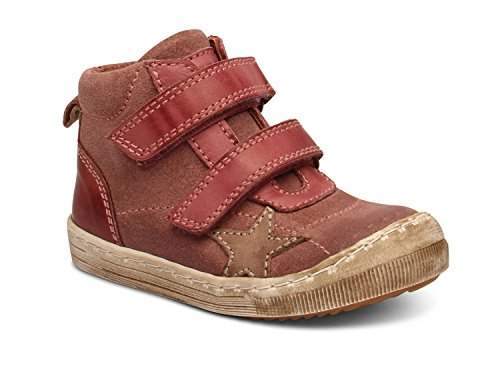 Bisgaard Mädchen 40325217 Hohe Sneaker Pink (706 Rose)