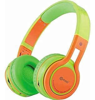 Contixo Kids Bluetooth Wireless Headphones KB2600 | 85db Volume Limiter Limiting, Built-in Microphone