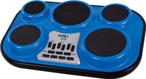 Singing Machine Electronic 5-Pad Drum Set, SMI-1320B