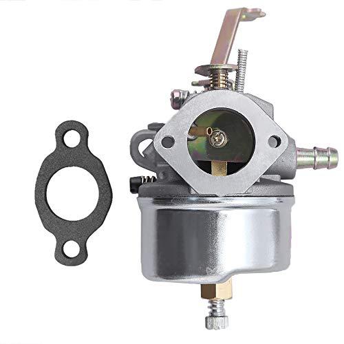 632230 Carburetor for Tecumseh 632230 632272 H30 H50 H60 HH60 5HP 6HP Snow Blower Engines Troy Bilt Sears Tillers – Tecumseh 632230 632272 Carb