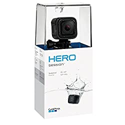 Image of the product GoPro HERO Session that is listed on the catalogue brand of GoPro. The users rate it with a 3.3 over 5.