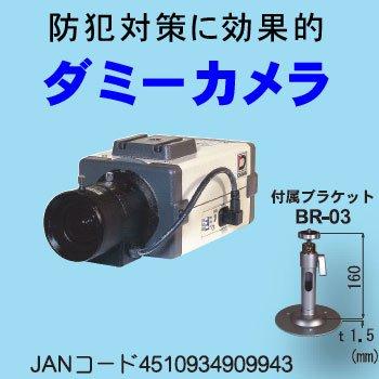 ノーブランド品 屋内用 ダミーカメラ SE-6300D/防犯カメラ B01BD4U02Y