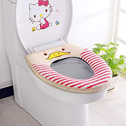 Amazon.com  VietGT Toilet Seat Covers for Kids ca8413040a