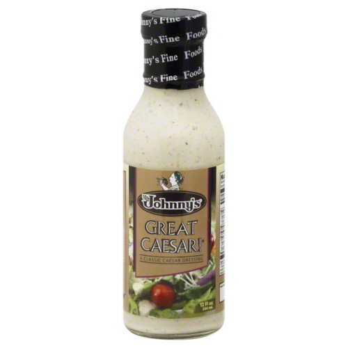 Johnny's Fine Foods, Great Caesar, 12 oz
