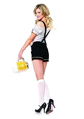 Leg Avenue Women's Oktoberfest Lederhosen Costume