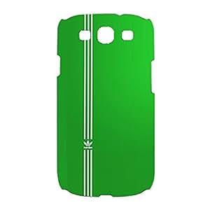 3D Elegant Style Adidas Logo Phone Case Snap on Samsung Galaxy S3 I9300 Adidas Series Logo