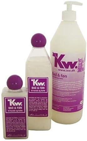KW Champú y acondicionador Bad & FON 500ML