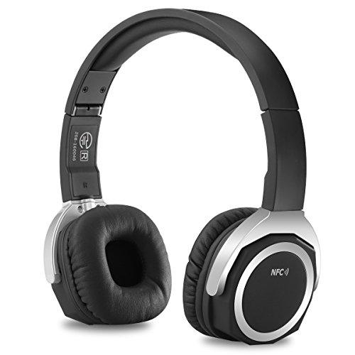 Bluetooth Headphone Headphones Wireless NB 6 Black product image