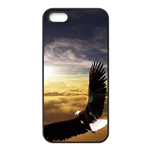 Bald Eagle Custom Cover Case for Iphone 5,5S,diy phone case ygtg578674