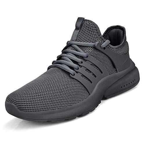 Feetmat Men's Sneakers Running Shoes Lightweight Mesh Breath
