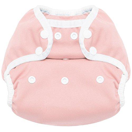 The Ritornello One-Size Diaper Cover (Ballet Pink)
