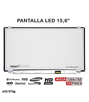Portatilmovil - Pantalla para PORTÁTIL Acer Aspire E15-571G: Amazon.es: Electrónica