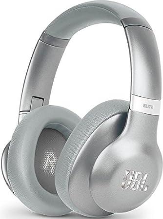 JBL Everest Elite 750NC - Auriculares (Inalámbrico y alámbrico, Diadema, Binaural, Circumaural, 10-22000 Hz, Plata): Amazon.es: Electrónica