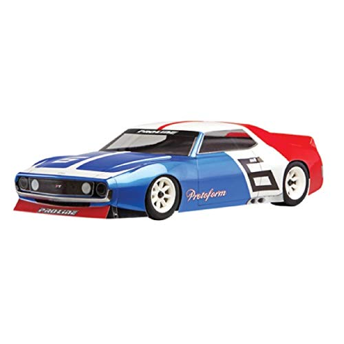 Pro-Line Racing 1526-00 J71 Clear ()