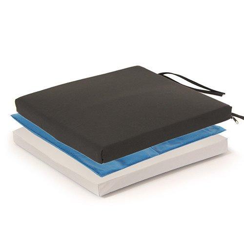 Embrace Dual Chamber Gel/Foam Bariatric Cushion - 22