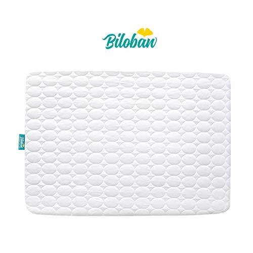 Biloban Pack N Play Mattress Pad - Comfort Cotton Surface, 1