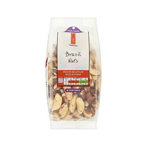 Brazil Nuts Waitrose Love Life 400g - Pack of 4