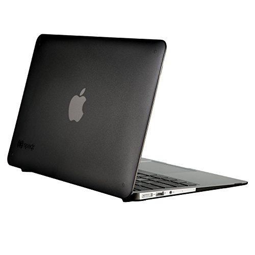 Speck Products See Thru Onyx Case for Macbook Air 13 Inch, Black Matte - 71478-0581 -