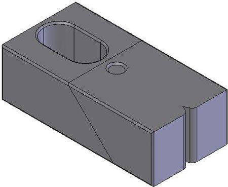 Northwestern Tools Inc NTC-41111 High-Grip Toe Clamp Clamp, Toe Clamp