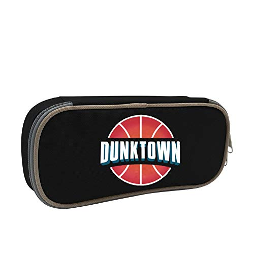 Kid Dunk Town Pencil Case Big Capacity Students Pencil Holder for School Home Office Supplies -