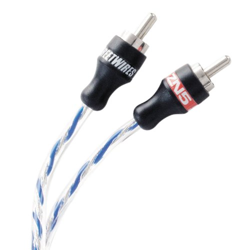 MTX ZN5260 StreetWires  2-Channel Interconnect Cable (6 Meter)