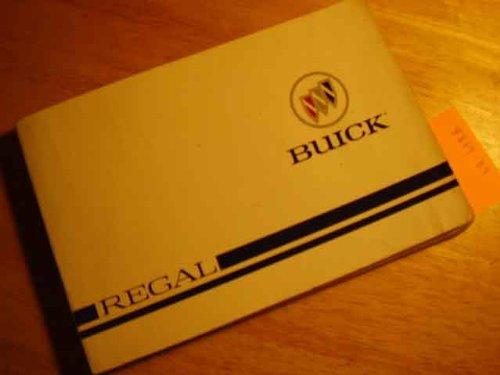 1996 Buick Regal Owners Manual