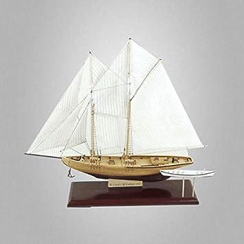SAFETYON Holzschiff Maßstab, 1: 87 HOLZKIT Benjamin W.Latham ...