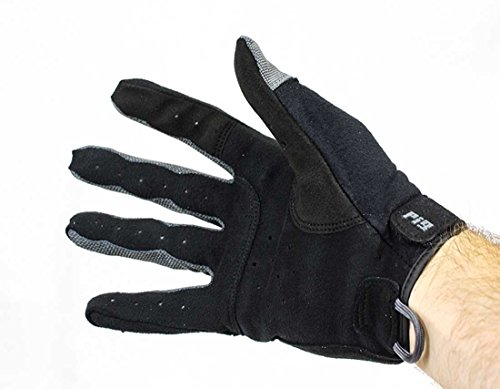 PIG Full Dexterity Tactical (FDT) Alpha Gloves - Carbon Grey - 2X-Large … by PIG (Image #3)