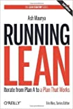 img - for Running Lean: Iterate from Plan A to a Plan That Works (Lean (O'Reilly)) by Ash Maurya 2 edition (Textbook ONLY, Hardcover) book / textbook / text book