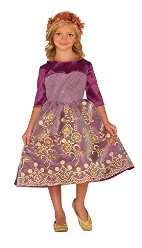 Rubie's Costume Princess Deluxe Child Costume, X-Small (Princess Renaissance Costume)