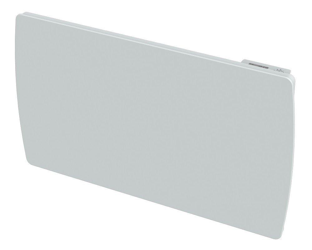 Cayenne 49859 Radiateur à inertie Fonte Verre  LCD 1000 W Blanc