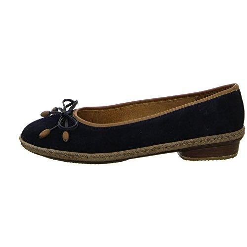 22 blau Ballett Jenny 05 Kvinners 52968 Blau 6qFwzF5