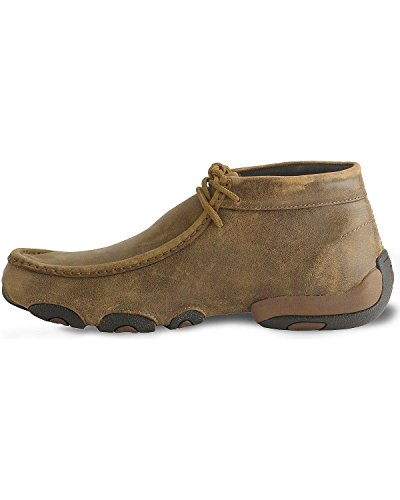 Bomber Boots Moccasin Men's Twisted Driving X Uw1gXWqf7